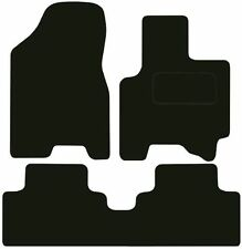Kia Sportage DELUXE QUALITY Tailored mats 2005 2006 2007 2008 2009 2010