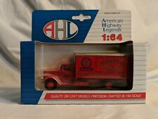 AHL American Highway Legends, 1:64 Scale Peterbilt A&P Delivery Truck.  New/OB