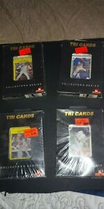 4 Box Lot of 1992 Tri Cards Collector's Series by Dad's Kid