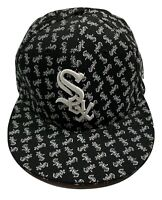 Chicago White Sox New Era 59Fifty MLB Authentic Official On Field Cap Hat 6 7/8