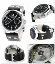 Hamilton Khaki Aviation Pilot Pioneer H76416735 Swiss Chronograph Watch
