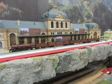 Z - Marklin USRA Pennsylvania Train Set with 4-6-2 Pacific & 3 Cars - NIB
