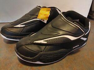 NEW Shimano SPD 45 Free Ride Bicycle Shoe Black/White Men's 11.5