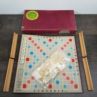 JW Spear And Sons Ltd Scrabble Board Game Vintage Retro 98/100