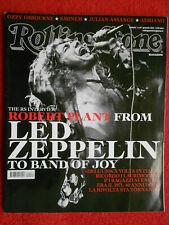 ROLLING STONE MAGAZINE 87/2011 Led Zeppelin Eminem Phoenix Leon Russel No cd