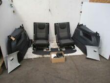 Sitz 3. te Reihe Links/Rechts Komplett titanschwarz VW SHARAN (7N) 2.0 TDI