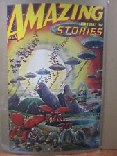 Amazing Space invaders Vintage Poster 1972 fantasy Inv#G899