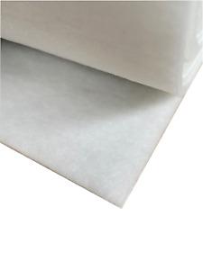 Filterwatte Filtervlies Filtermatte Feinfilter 130g/m² 70cm breit Aquarium Teich