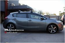 KIA CERATO 2013-2018 HATCH WEATHER SHIELD WEATHERSHIELDS WINDOW VISOR GUARD