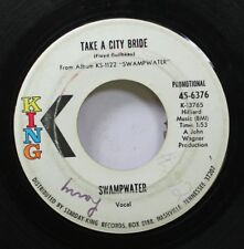 Rock Promo 45 Swampwater - Take A City Bride / It'S Your Game Mary Jane On Stard