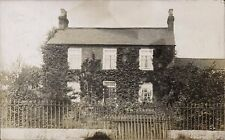 Stainforth, Doncaster posted House. Written by Laurie & Hilda to Mrs Crabtree.