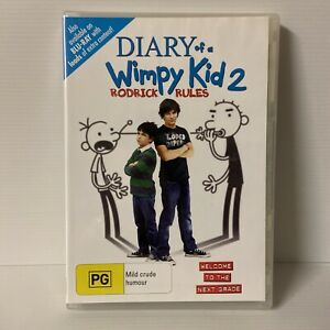 Diary of a Wimpy Kid 2 DVD PAL 4