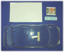 Vintage (Hot Bodies 10716) 200mm Dodge Stratus Clear Body