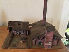 HO 00 OO gauge brickworks brick yard factory building + Two Others FALLER POLA