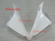 Front Nose Cowl Upper Fairing For Yamaha YZF R1 2012-2014 12 13 14 Pearl white