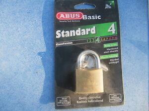abus brass lock , h55/40