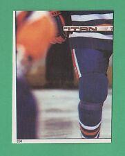 1982-83 Topps Stickers Wayne Gretzky Edmonton Oilers #258 (KCR)