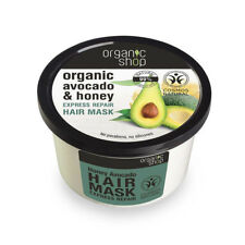 Organic Shop Hair Conditioning Treatment Express Repair Avocado and Honey 250ml