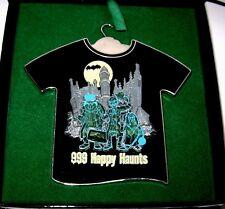 LE 500 JUMBO Disney Pin✿T-Shirt Series The Haunted Mansion Jumbo/3D Ghosts Gus +