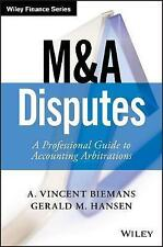 M&A Disputes: A Professional Guide to Accounting Arbitrations (Wiley Finance), V