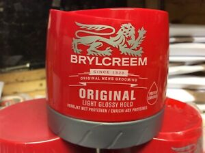 250ml RED TUB CLASSIC BRYLCREEM SINGLE TUB