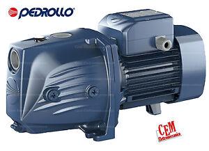 Elettropompa Pedrollo JSWm 2 CX HP 1 Autoadescante monofase autoclave pompa