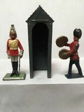 British Guards Lead Toy Soldiers