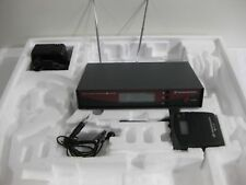 Sennheiser Set EW 100 G2 mit Taschensender und Ansteckmikrofon