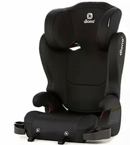 Diono Cambria 2 Latch 2-in-1 Belt Positioning Booster Seat High-Back to Backl...