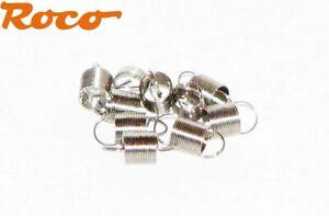 Roco H0 86208-S Zugfeder für Kupplungsdeichsel / Kupplung (10 Stück) - NEU