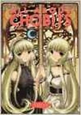 Japan Clamp TV Anime All About Chobits Kunst Buch Material Sammlung