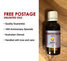 ROSE GERANIUM Essential Oil 30ML 100%PURE •FREE POSTAGE• Aromatherapy Grade