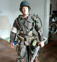 Gi Joe 1/6 12 inch WW2  Action Figure Custom The Ultimate Soldier