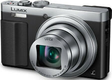 Panasonic LUMIX DMC-TZ71 12.1 MP Digitalkamera - Silber