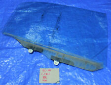 96 97 98 99 00 Civic OEM Right Rear Passenger OEM Sedan Glass Window