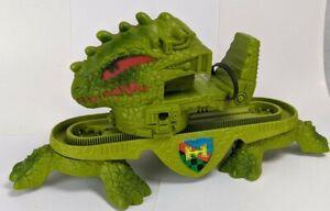 1983 Mattel He-Man MOTU Dragon Walker Vehicle 100% Complete ( Not Working )