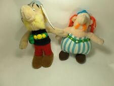 ASTERIX AND OBELIX PLUSH VINTAGE