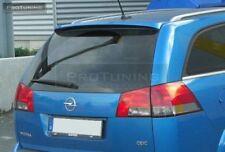 Opel Vauxhall Vectra C 02-08 OPC Roof Rear Door Spoiler Estate wing Visor Cover