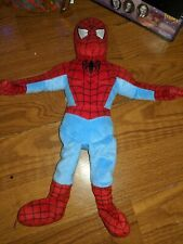 Plush Spiderman (Perfect Condition) Approx 16 Inches MARVEL