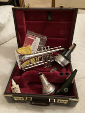 More details for besson sovereign 928 bb silver cornet