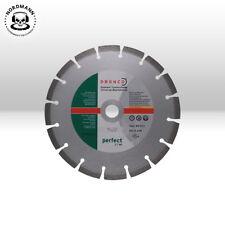 Diamant Trennscheibe DRONCO LT46 perfect Ø 230 mm für Beton Narturstein Ziegel