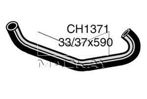Mackay CH1371 Radiator Hose FITS Toyota Hilux 2.2L Diesel LN30