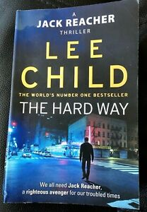 The Hard Way by Lee Child (2014, Paperback)