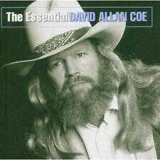 David Allan Coe - Essential David Allan Coe [New CD] Rmst