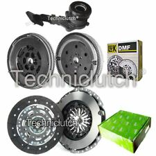 VALEO 2 PART CLUTCH KIT AND LUK DMF WITH CSC FOR FORD MONDEO ESTATE 1.8 SCI