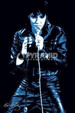 Poster Musica Elvis Presley 68 Comeback Special Pop Art