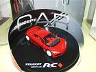 PEUGEOT RC Concept Car Prototype Rouge ATLAS 1:43