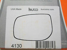 08-12 SCION XD 06-12 TOYOTA YARIS FITS LEFT DRIVERSIDE BURCO MIRROR GLASS # 4130