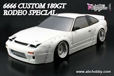 ABC-Hobby 66164 1/10 Custom 180SX Rodeo Special (Rocket Bunny)