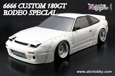 ABC-Hobby 66164 1/10 Custom 180SX Rodeo Special (Rocket Bunny)